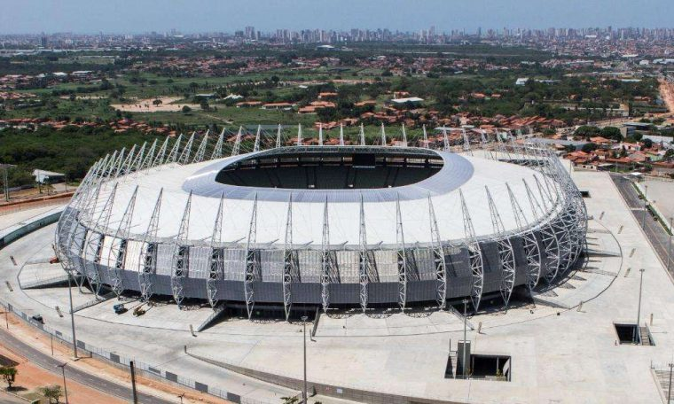 Fortaleza - Castelão Arena and two cuckoos become vaccination points in the metro