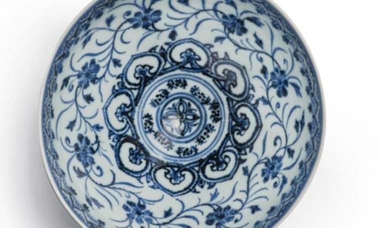 In the USA, a piece of porcelain purchased for R $ 189 can be auctioned for up to R $ 2.7 million.