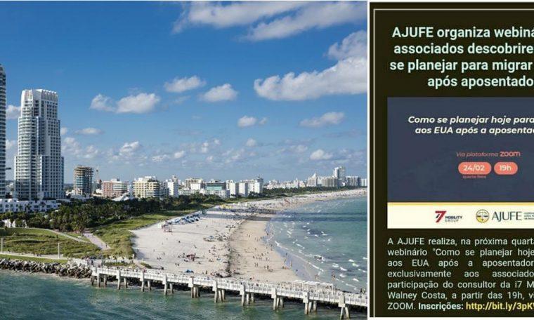 Judges' organization organizes seminar for members to leave Brazil