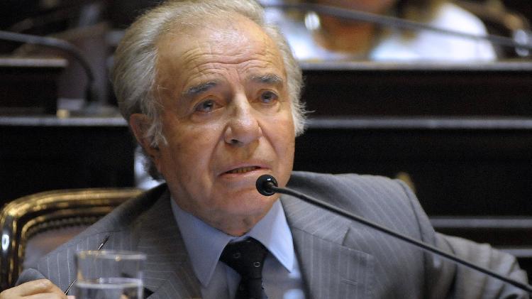 Menem, former President of a Neoliberal brand in Argentina - 02/14/2021