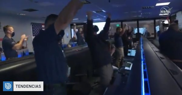 """Perseverance"" Came to Mars: This is how NASA scientists celebrated this historic technology milestone"