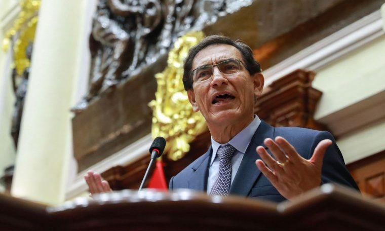 Peru's health minister resigned after complaining that Martin Vizcara was vaccinated while he was still president of the world.