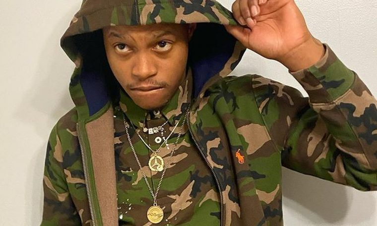 Rapper Silento Arrested for Allegedly Murdering His Cousin