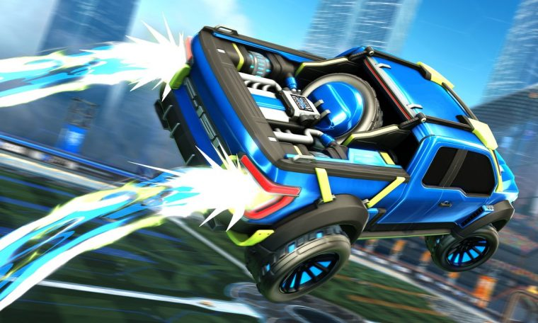 Rocket League announced a partnership with the carmaker;  Check it  Exports