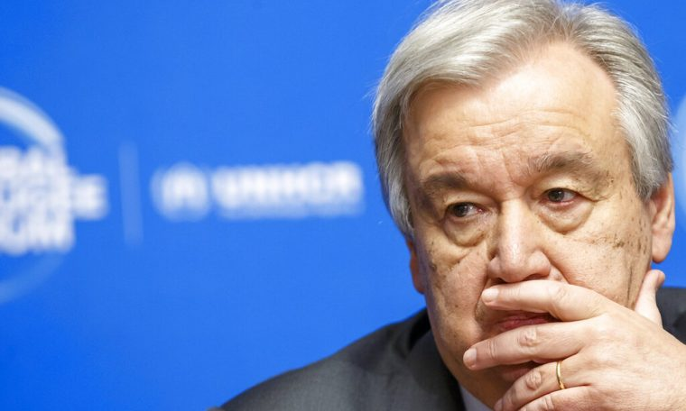 The UN chief tried to push for the Myanmar coup;  Facebook is closed in the country.  world