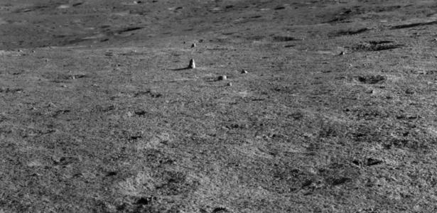 Unusual pointed rocks have been discovered on the moon;  Scientists are amazed - 02/16/2021