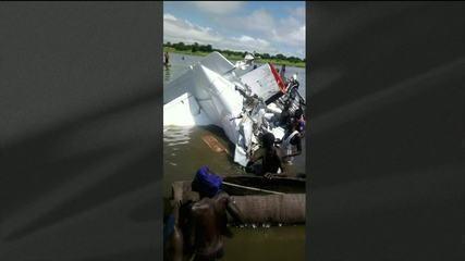 19 killed in South Sudan air crash
