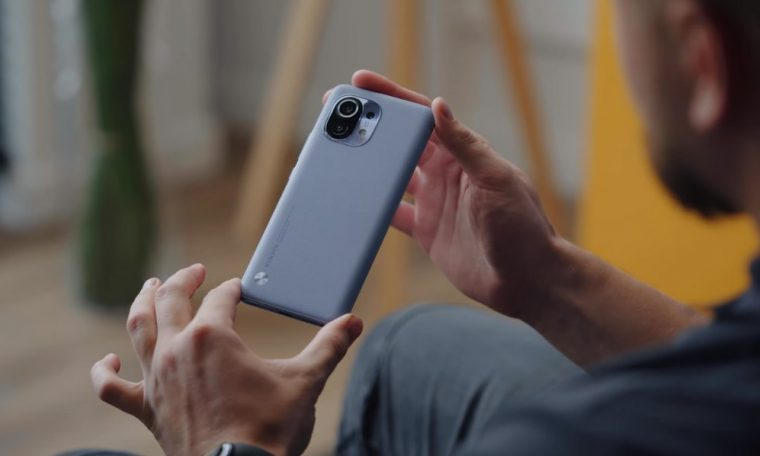 Xiaomi Mi 11 Pro features design with 50X zoom and periscope lens for four colors