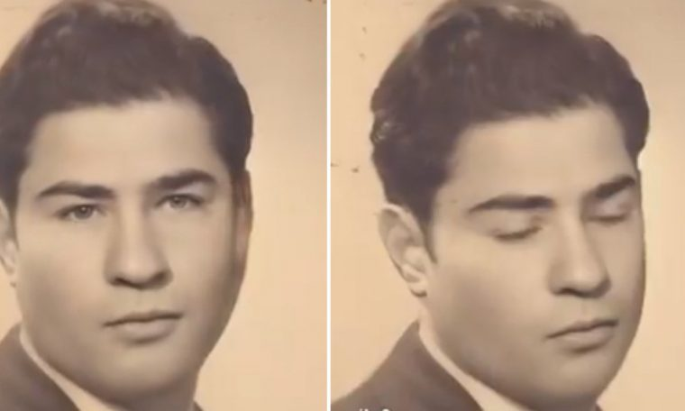 Dead and Smiling Dead: The app gives life and movement to old photos;  Look  Technology