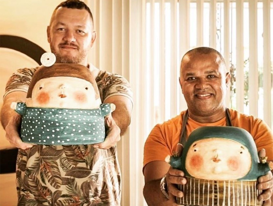 Entrepreneurs begin production of dolls after the death of a friend (Photo: reproduction / Instagram)