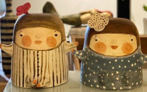 """Ceramists """"hugging beggars"""" and pandemics - small businesses do double sales in big businesses"""