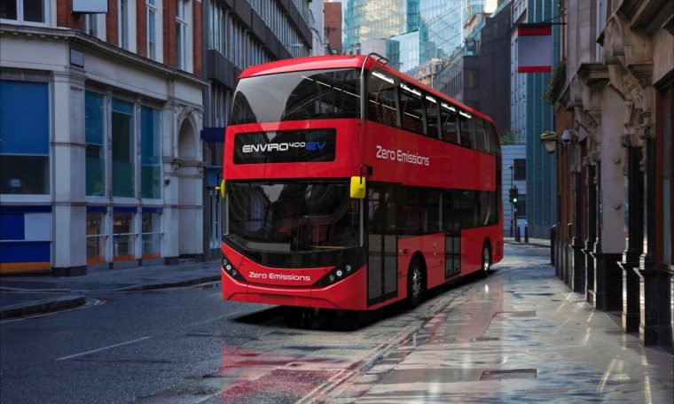 The BYD partnership with bodybuilder Alexander Dennis brings a new version of the double decker to the UK