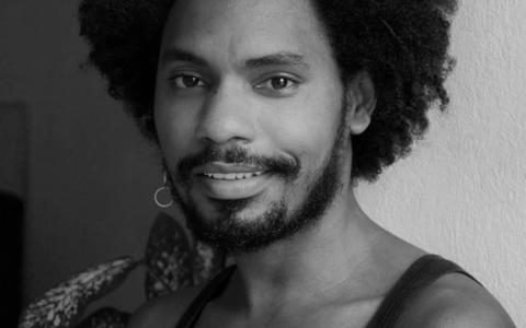 Guego Anunciação is the project director, activist, dancer Photo: Disclosure - Photo: Disclosure