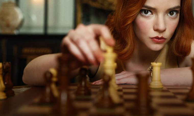 Chess champions raise questions from series