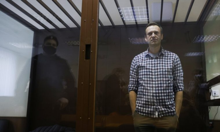Vladimir Putin's main rival Alexei Navalny in Russia has been removed from prison and his location is unknown.