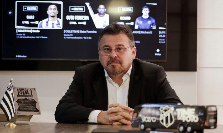 From Guto to Dimas: Robinson de Castro lists Serena's top-5 of top coaches Serra Sporting Club |  Time - news