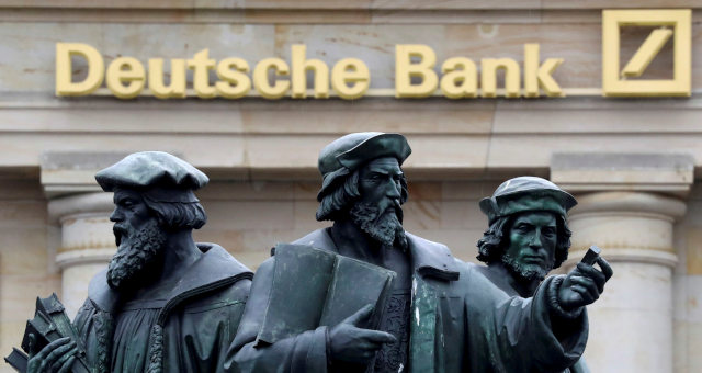Deutsche Bank plans to reduce office hours in the UK - Money Times