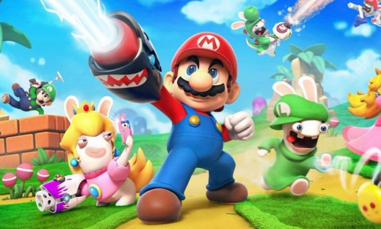 Crash Bandicoot 4 and Mario + Rabbids are cheap;  View offers    sport