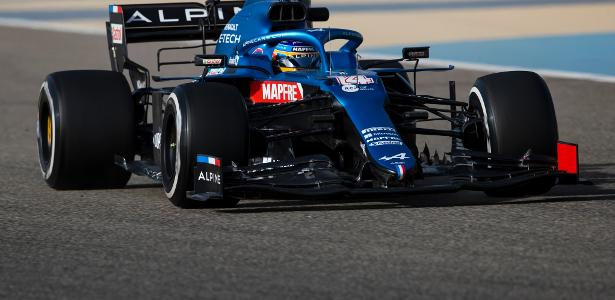 Aston Martin and Alpine Rescue Tradition That Marked F1 Without Sponsors - 19/03/2021
