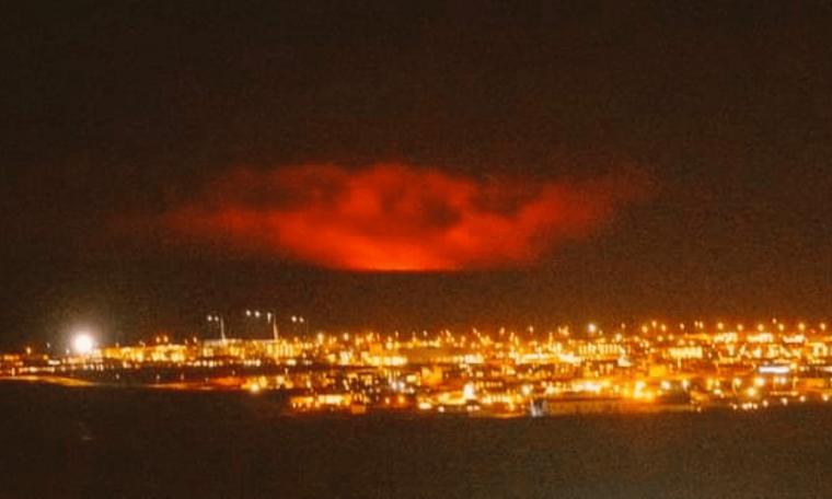 Fagradalsfjall puts volcanic eruption and Iceland on alert