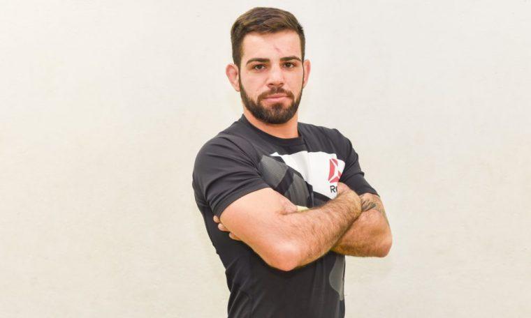 Bruno Bulldoguinho, lutador do UFC
