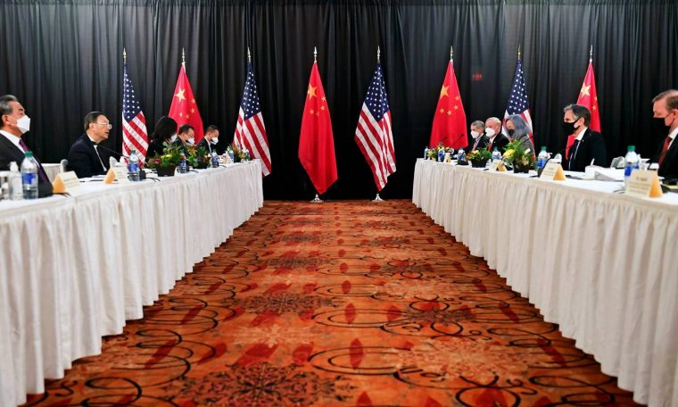 China says it will discuss climate change and other issues with the US