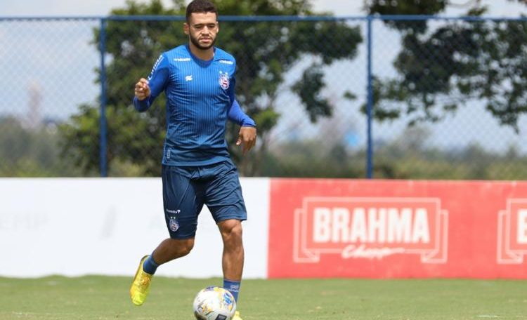 Patrick de Lucca is the highlight of the tricolor at the beginning of the season Photo: Felipe Oliveira |  EC Bahia - Photo: Felipe Oliveira |  EC Bahia