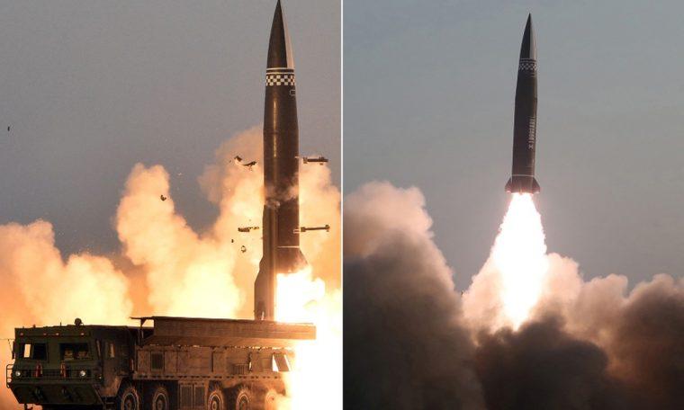North Korea confirms missile test;  'Results' warning world