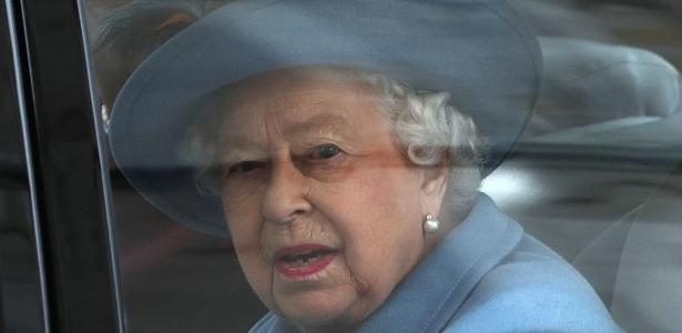 Artifacts robbed of Queen Elizabeth cannot be examined