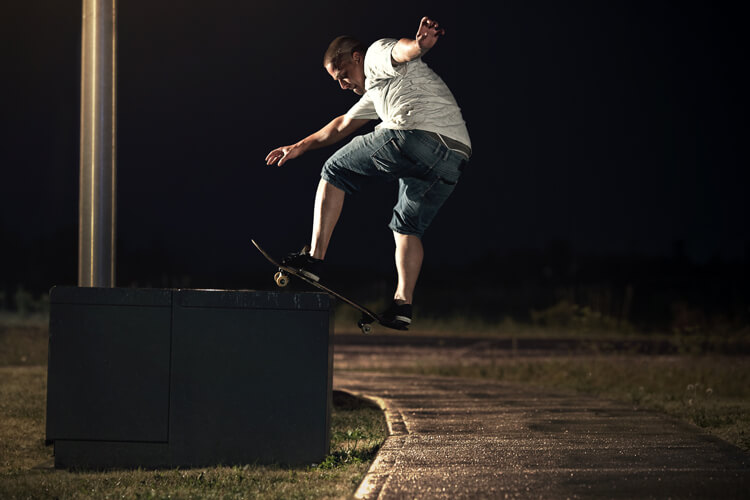 Skateboarding: Access to public places has always been at the center of a dispute between skaters, municipalities and owners Photo: Shutterstock