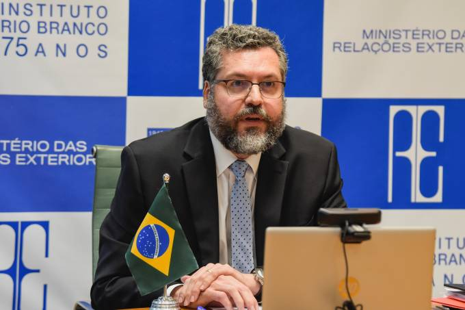 US State Department official reviews Ernesto Arazzo's departure