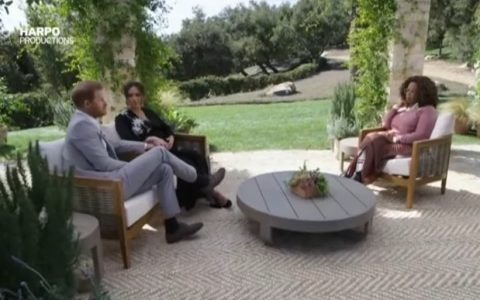 Announced during the interview: He extracted important information from Prince Harry (video) behind the cameras