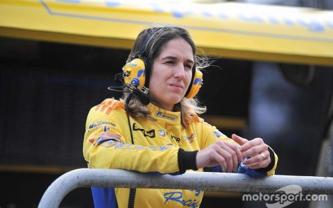 Bia Figueiredo has been appointed the national coordinator of FIA Girls on Track
