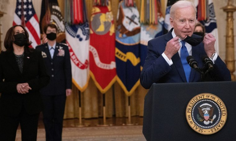Biden gives temporary protection to Venezuela in US