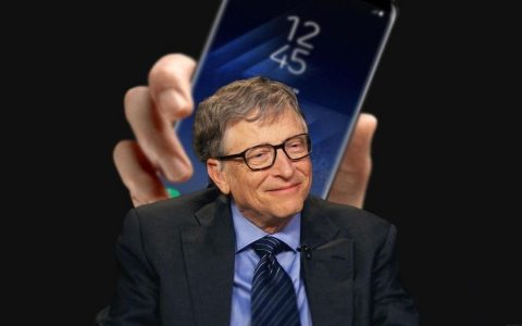 Bill Gates: Why do you like Android phones?  |  History