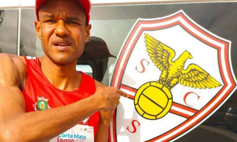 O maratonista brasileiro venceu o cross country em Portugal