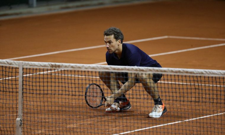 "Bruno Soares faces ""peace duo"" for the first time at Acapulco ATP"