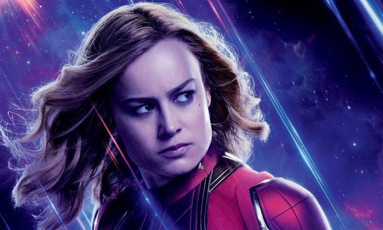 Captain Marvel 2 shooting starts next week