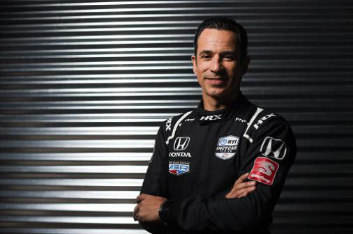 Chat with Helio Castroneves: In Sebring, but without speed
