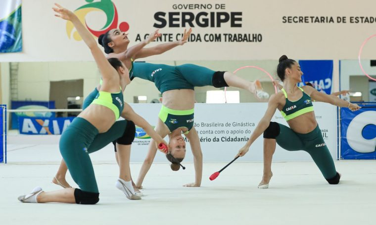 Pan American Gymnastics to be held in Rio's Olympic Park