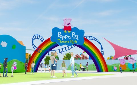 Peppa Pig Theme Park to open in Florida in 2022 |  Business