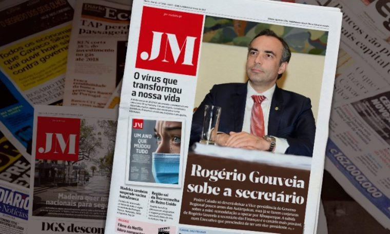 Rogério Gouveia sobe a secretário