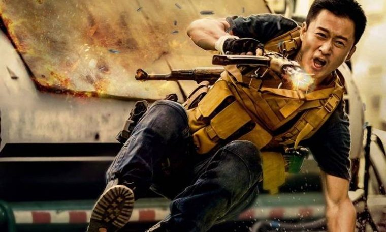 Sino-USA clash rehearsed in cinema - 03/26/2021 - Nelson de Saa