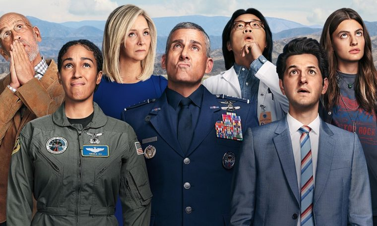 Space force    When does season 2 air on netflix?