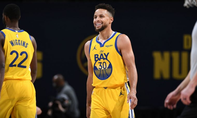 Stephen Curry and WNBA players won the award for the fight for social justice.  NBA
