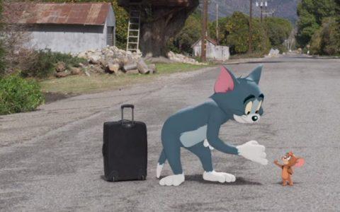 Filme Tom e Jerry tem boa bilheteria nos Estados Unidos - Divulgação