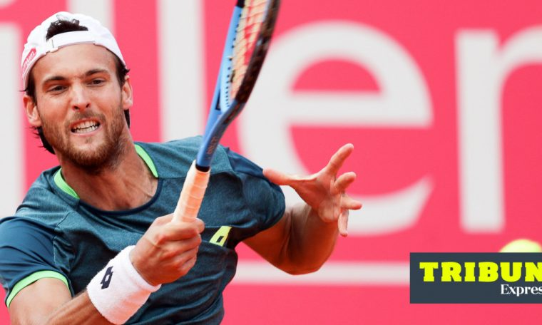 Tribunal Expresso |  Joao Sosa and five world tennis players return to the Estoril Open to be in the top 20