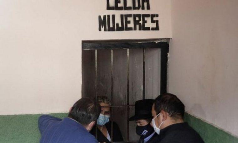 Why Bolivia's former interim president is accused of a 'coup'.  world