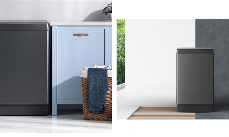 Xiaomi smart washing machine 10kg with nfc and vertical loading