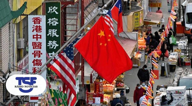 The United States has been accused of humanitarian disasters in the China report